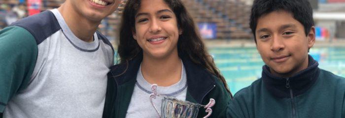 Copa Soprole natación