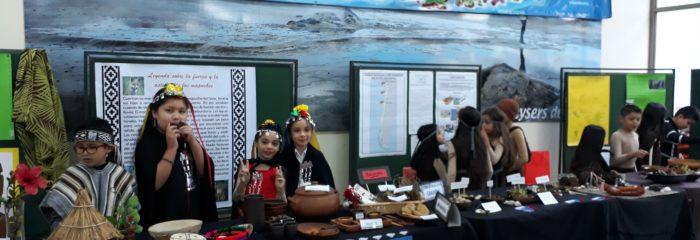 4ta Feria de pueblos originarios
