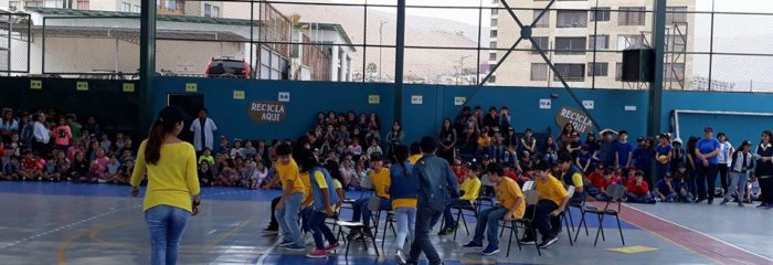 Acto: Convivencia escolar