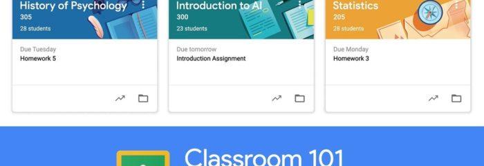 Comunicado apoderados plataforma Classroom